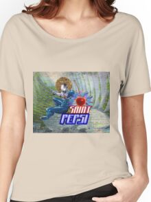 Saint Pepsi Vaporwave Ocean Paradise Women's Relaxed Fit T-Shirt