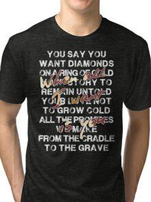 u2 all I want is you Tri-blend T-Shirt