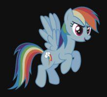 My little Pony Rainbow Dash (T-Shirt, Phone Case & more) One Piece - Short Sleeve