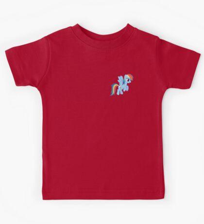 My little Pony Rainbow Dash (T-Shirt, Phone Case & more) Kids Tee