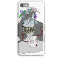 Hiding the monster iPhone Case/Skin