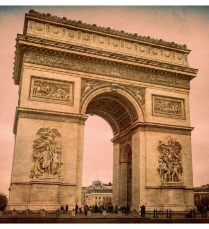 Arc de Triomphe Paris Sticker