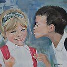 School Days by Juliane Porter