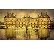 Luxembourg Palace Paris Photographic Print