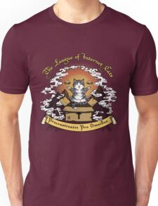 The League of Internet Cats Unisex T-Shirt