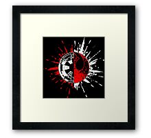 CLASH OF THE GIANTS - LIMITED EDITION Framed Print