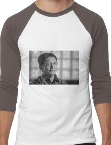 Yitang Zhang - established the first finite bound on gaps between prime numbers Men's Baseball ¾ T-Shirt