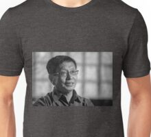 Yitang Zhang - established the first finite bound on gaps between prime numbers Unisex T-Shirt