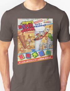 Mighty Bomb Jack Unisex T-Shirt