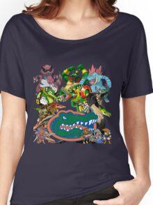 University of Florida Gator Gamer Shirt Women's Relaxed Fit T-Shirt