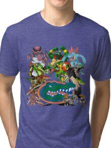 University of Florida Gator Gamer Shirt Tri-blend T-Shirt