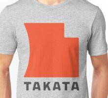 Takata logo Unisex T-Shirt