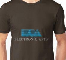 Electronic Arts historical logo Unisex T-Shirt