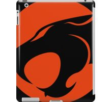 Thundercats RED & BLACK iPad Case/Skin