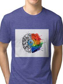 Google DeepMind resize Tri-blend T-Shirt