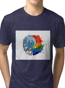 Google DeepMind Tri-blend T-Shirt