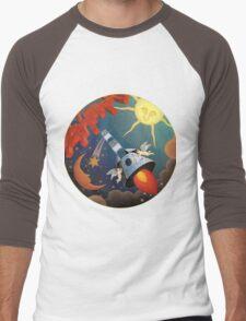 Quarth Men's Baseball ¾ T-Shirt