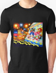 Sonic the Hedgehog live in concert! T-Shirt