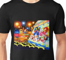 Sonic the Hedgehog live in concert! Unisex T-Shirt