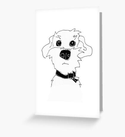 Grendel Greeting Card