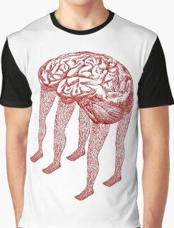 Brain motion Graphic T-Shirt