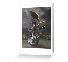 Bug Zapper 5000 Greeting Card