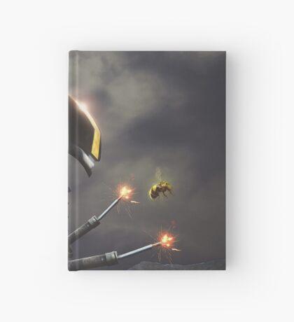 Bug Zapper 5000 Hardcover Journal