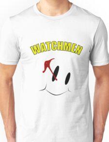 Watch Comedian pin Unisex T-Shirt