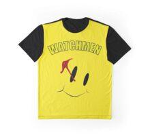 Watch Comedian pin Graphic T-Shirt