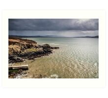 View from Dunree Head Art Print