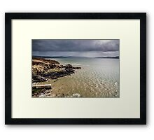 View from Dunree Head Framed Print
