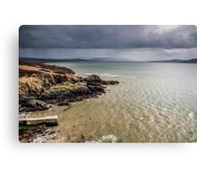 View from Dunree Head Canvas Print