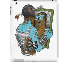 Fishing or Die! iPad Case/Skin