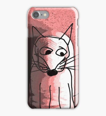 Ferdinand Fox iPhone Case/Skin