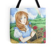 Dorothy and Toto Wizard of Oz  Tote Bag