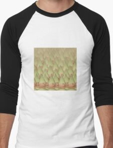 gnome into the distance Men's Baseball ¾ T-Shirt