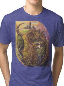 Terror of the Plains Tri-blend T-Shirt
