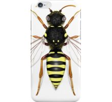 Realistic Illustration of a Bee iPhone Case/Skin