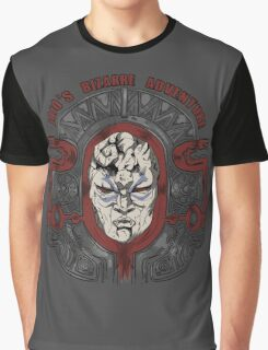 JoJo's mask Graphic T-Shirt