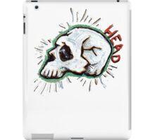 HEAD iPad Case/Skin