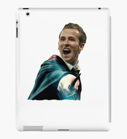 You're a Wizard Harry Kane (T-shirt, Phone Case & more)  iPad Case/Skin