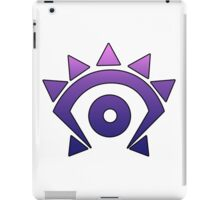 Succubus Eye - Logo iPad Case/Skin
