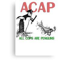 A.C.A.P.  Canvas Print