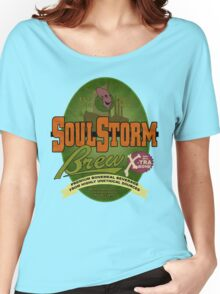 SoulStorm Brew Label Women's Relaxed Fit T-Shirt