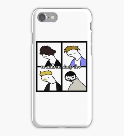 te ninten sinty fev - bexis iPhone Case/Skin