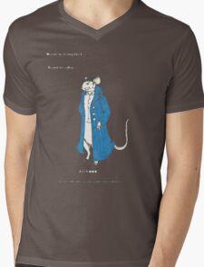 RATWOOD Mens V-Neck T-Shirt