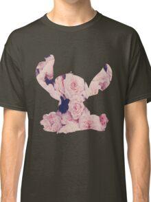 Flowers Stitch  Classic T-Shirt