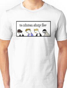 te ninten sinty fev - ro Unisex T-Shirt