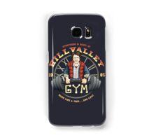 Hill Valley Gym Samsung Galaxy Case/Skin