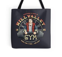 Hill Valley Gym Tote Bag